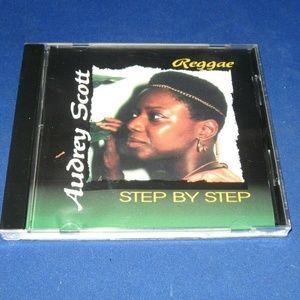 audrey scott step by step lovers rock reggae cd